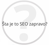 SEO               optimizacija web sajta marketing